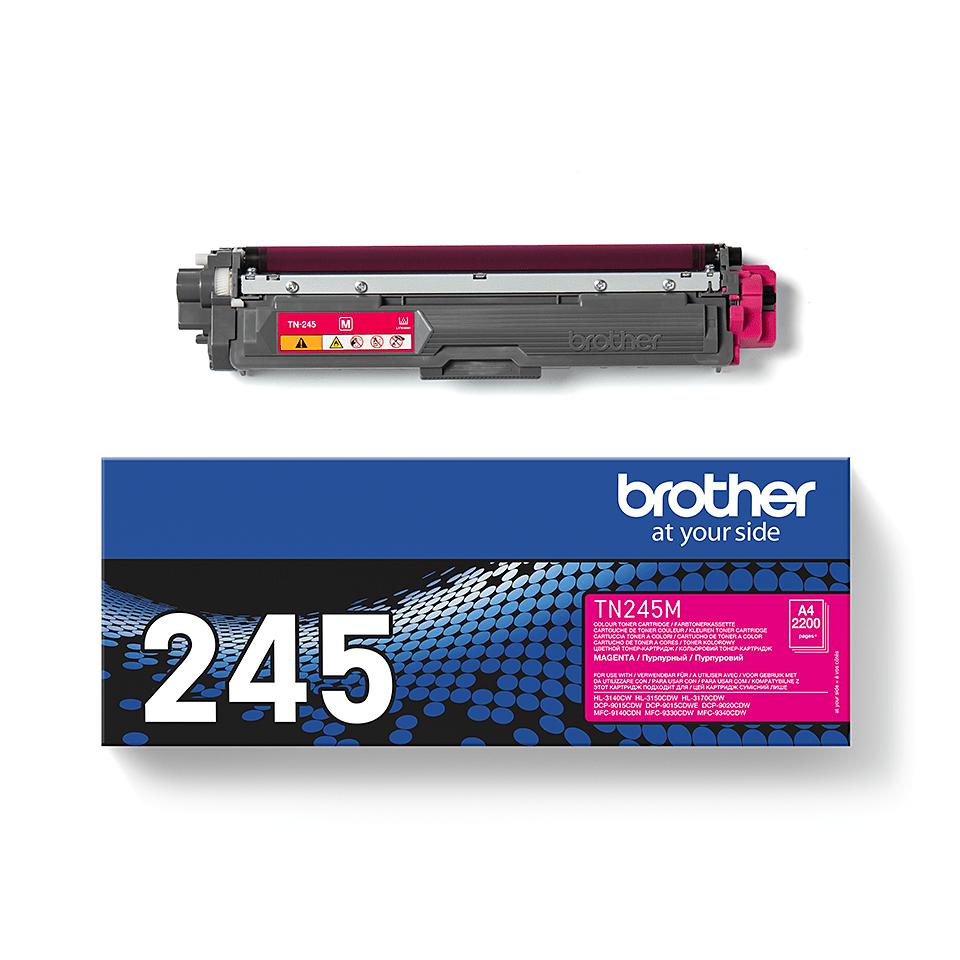 Brother TN-245M Toner originale - magenta 3
