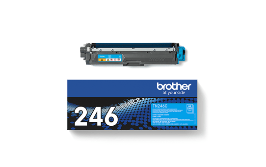 Cartouche de toner TN-246C Brother originale – Cyan 3