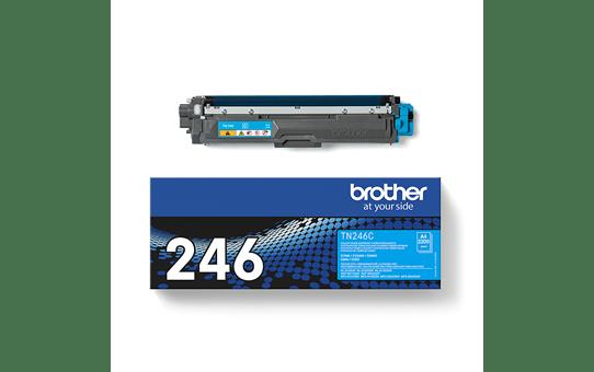 Brother TN-246C Tonerkartusche – Cyan 3