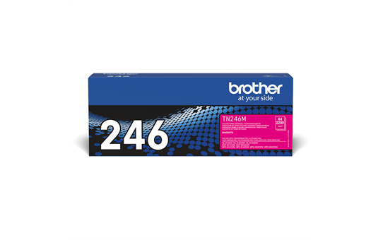 Brother TN-246M Tonerkartusche – Magenta
