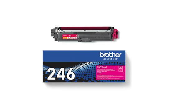 Cartouche de toner TN-246M Brother originale – Magenta 3
