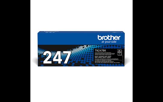 Original Brother TN-247BK Tonerkassette - Schwarz