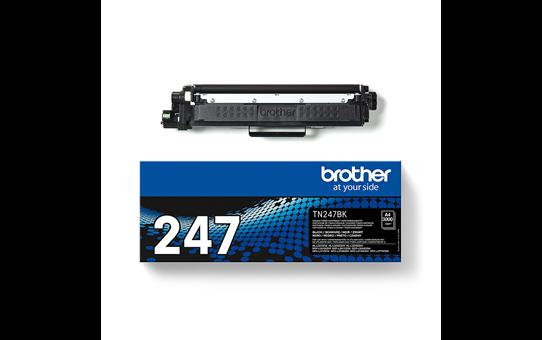Original Brother TN247BK høykapasitet toner - sort 3