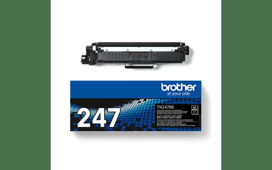Genuine Brother TN-247BK Toner Cartridge - Black 3