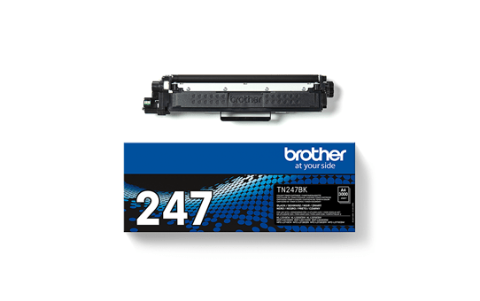 Cartouche de toner TN-247BK Brother originale – Noir 3