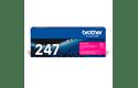 Brother TN-247M Tonerkartusche – Magenta