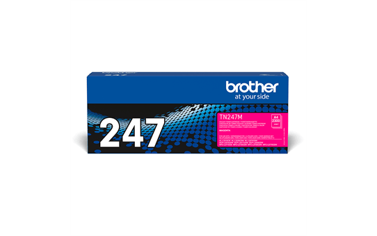 Brother TN-247M Toner originale ad alta capacità - Magenta