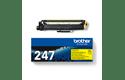Genuine Brother TN-247Y Toner Cartridge - Yellow 3