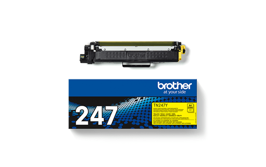 Brother TN-247Y Toner originale ad alta capacità - Giallo 3