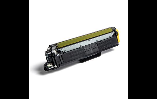 Оригинална тонер касета с голям капацитет Brother TN-247Y – жълт цвят  2