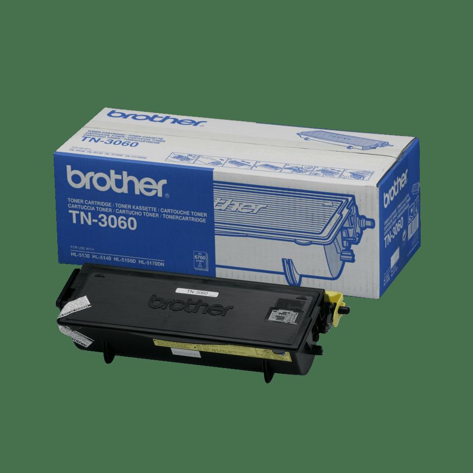 Tóner negro TN3060, Brother