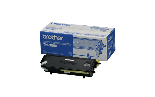 Brother TN3060 toner zwart - hoog rendement