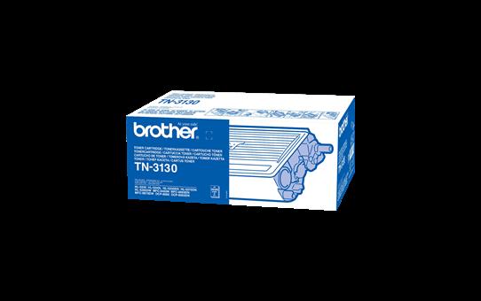 Originele Brother TN-3130 hoge capaciteit tonercartridge – zwart 2