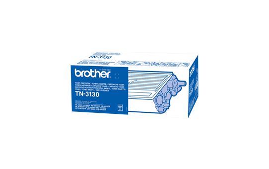 Original Brother TN3130 toner – sort