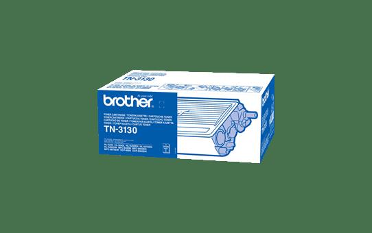 Brother TN-3130 original tonerkassett med hög kapacitet - Svart