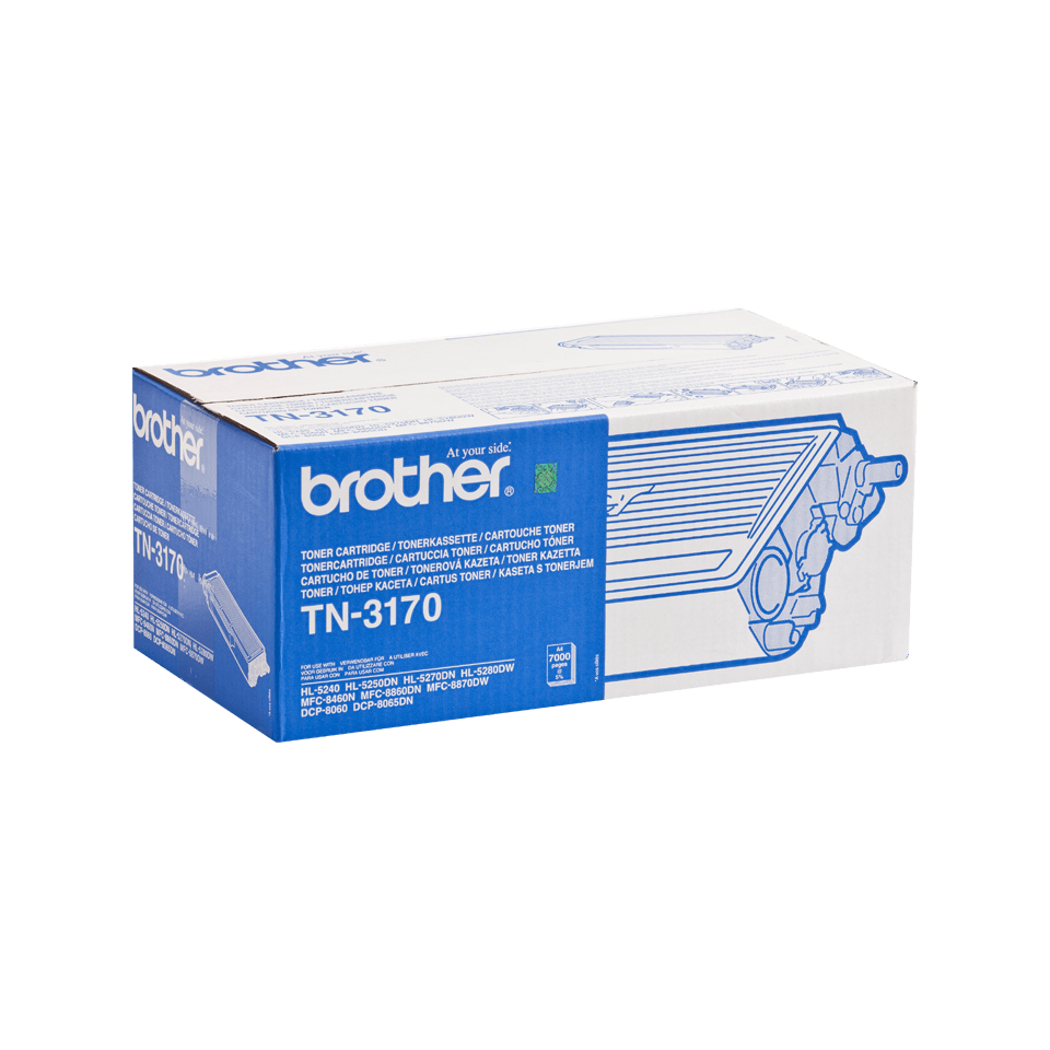 Originalen Brother TN-3170 veliki toner – črn 2