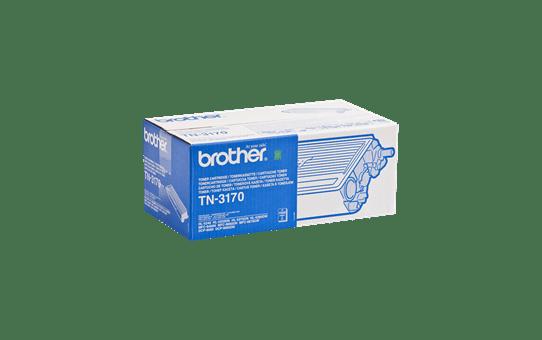 Original Brother TN3170 høykapasitet toner – sort 2