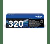 Oryginalny czarny toner Brother TN-320BK