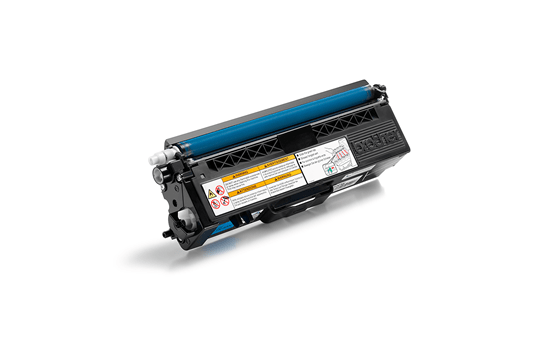 Originalen Brother TN-320C toner – cian