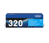Brother TN-320C Tonerkartusche – Cyan