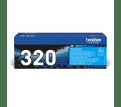 Genuine Brother TN-320C Toner Cartridge – Cyan