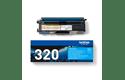 Genuine Brother TN-320C Toner Cartridge – Cyan 3
