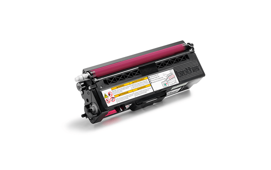 Brother TN320M toner magenta - rendement standard 2