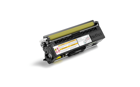 Genuine Brother TN-320Y Toner Cartridge – Yellow