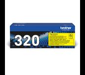 Brother TN-320Y Tonerkartusche – Gelb
