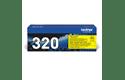 Genuine Brother TN-320Y Toner Cartridge – Yellow