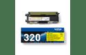 Genuine Brother TN-320Y Toner Cartridge – Yellow 3
