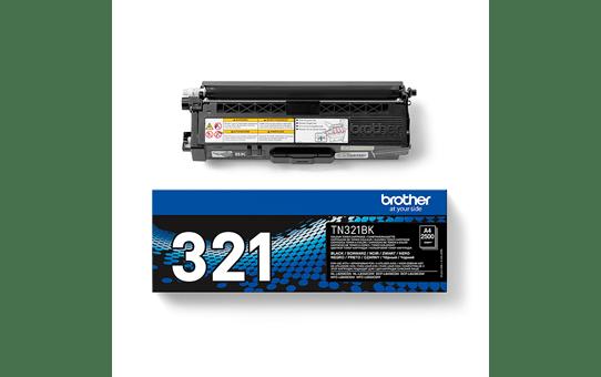 Brother TN321BK toner zwart - standaard rendement