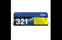 TN-321Y toner geel - standaard rendement