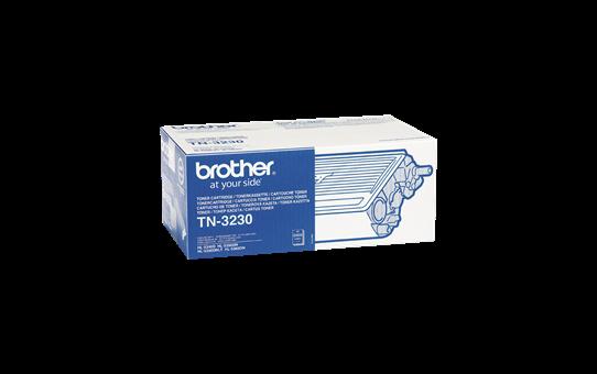 Brother TN3230 original tonerkassett- svart   2