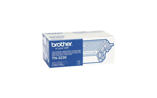 Brother TN3230 toner zwart - standaard rendement