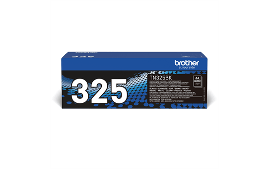 Brother TN-325BK Tonerkartusche – Schwarz