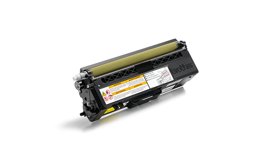 Brother TN325Y toner jaune - haut rendement 2