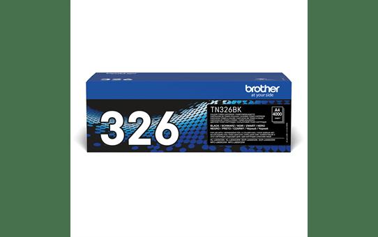 Brother TN-326BK Tonerkartusche – Schwarz 2