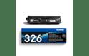 Genuine Brother High Yield TN326BK Toner Cartridge – Black  3