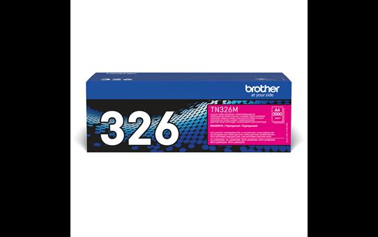 Brother TN-326M Toner magenta originale ad alta capacità