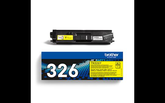 Toner TN-326Y Brother Original – Gelb 2