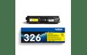 Genuine Brother TN-326Y Toner Cartridge – Yellow 3