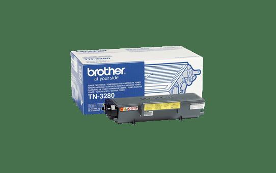 Originální tonerová kazeta Brother TN-3280 černá