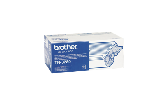 Brother TN3280 toner noir - haut rendement