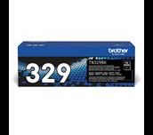 Brother original TN329BK tonerkassett – svart