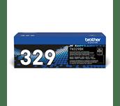 Original Brother TN329BK toner – sort