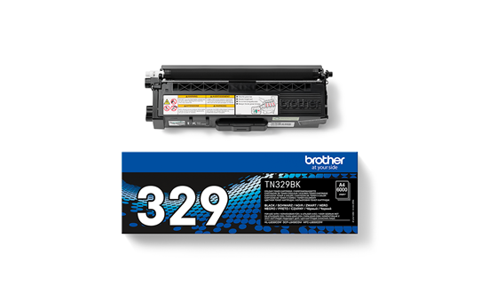 Original Brother TN329BK toner – sort 2