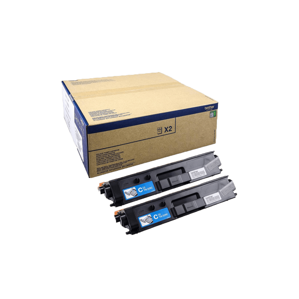 Toner TN329CTWIN Brother