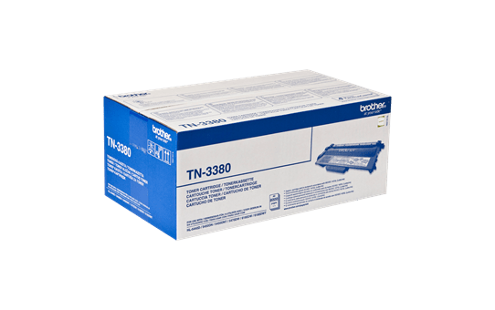 Brother TN3380 toner zwart - hoog rendement