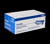 Genuine Brother TN3380 High Yield Toner Cartridge – Black